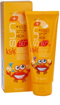 Avon Sun Kids crème solaire pour enfant SPF 50
