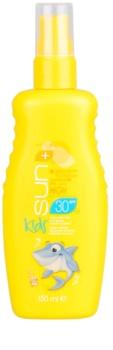 Avon Sun Kids Water Resistant Turquiose Sun Spray SPF 30