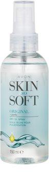Avon Skin So Soft jojobový olej v spreji