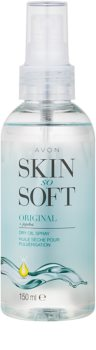 Avon Skin So Soft jojobový olej ve spreji
