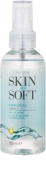 Avon Skin So Soft óleo de jojoba em spray