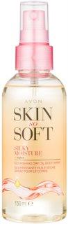 Avon Skin So Soft arganový olej na telo