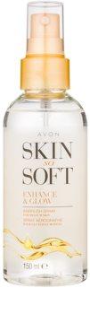 Avon Skin So Soft spray auto-bronzant pentru corp