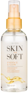 Avon Skin So Soft spray autobronzeador para corpo