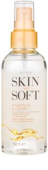 Avon Skin So Soft Spray för att bli brun för kropp