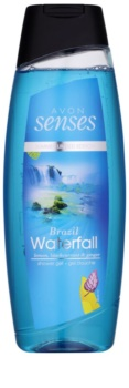 Avon Senses Brazil Waterfall gel de duche