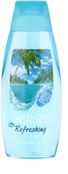 Avon Senses Lagoon Clean and Refreshing gel de duche refrescante
