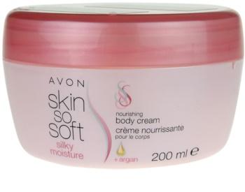 Avon Skin So Soft Silky Moisture krema za tijelo