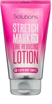 Avon Solutions Stretch Mark leche corporal antiestrías