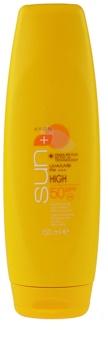 Avon Sun Hydraterende Crèmevoor Zonnen  SPF50