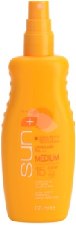 Avon Sun ενυδατικό αντηλιακό γαλάκτωμα SPF 15