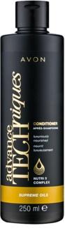 Avon Advance Techniques Supreme Oils condicionador nutritivo intensivo com luxuosos óleos para todos os tipos de cabelos