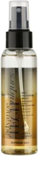 Avon Advance Techniques Supreme Oils intenzívne vyživujúci sprej s luxusnými olejmi pre všetky typy vlasov
