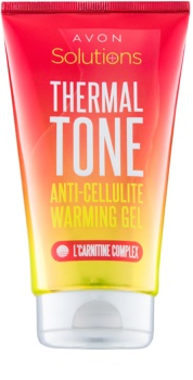 Avon Solutions Thermal Tone gel anticelulítico con efecto calor