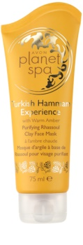 Avon Planet Spa Turkish Hammam Experience mascarilla facial limpiadora