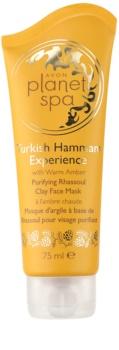Avon Planet Spa Turkish Hammam Experience masque purifiant visage