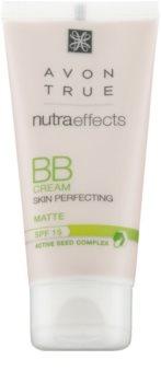 Avon True NutraEffects BB crème matifiante SPF 15