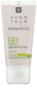 Avon True NutraEffects mattierende BB Creme LSF 15