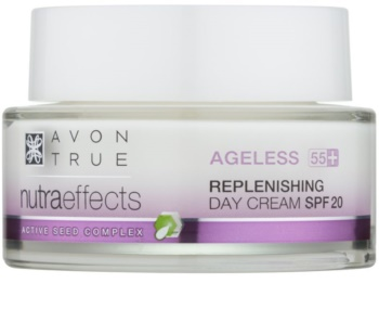 Avon True NutraEffects verjüngende Tagescreme SPF 20