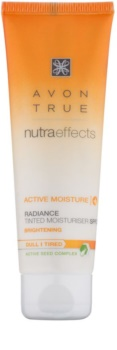 Avon True NutraEffects Tinted Moisturiser Day Cream SPF 20