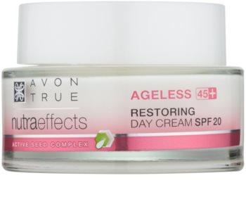 Avon True NutraEffects денний омолоджуючий крем SPF 20