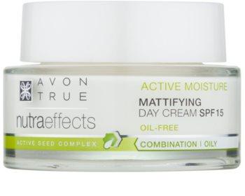 Avon True NutraEffects омолоджуючий денний крем SPF 15