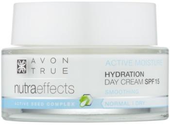 Avon True NutraEffects hidratáló nappali krém SPF15