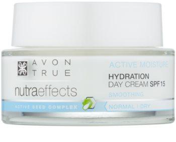 Avon True NutraEffects hydratačný denný krém SPF 15
