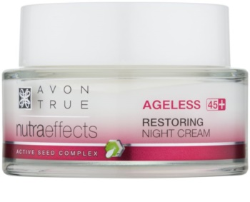 Avon True NutraEffects crema de noapte cu efect de intinerire