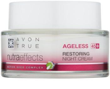 Avon True NutraEffects crème de nuit rajeunissante