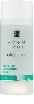 Avon True NutraEffects micelárna čistiaca voda pre všetky typy pleti