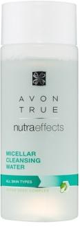 Avon True NutraEffects micelarna čistilna voda za vse tipe kože