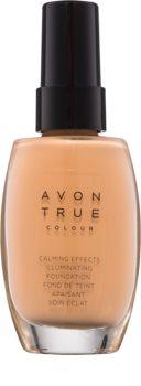 Avon True Colour beruhigendes Make up zur Verjüngung der Gesichtshaut