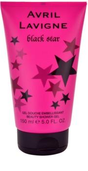 Avril Lavigne Black Star Duschgel für Damen 150 ml