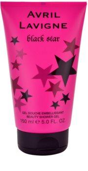 Avril Lavigne Black Star gel douche pour femme 150 ml