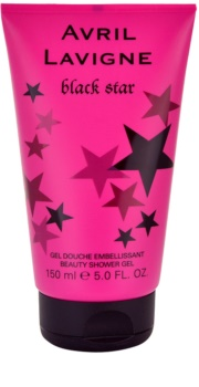Avril Lavigne Black Star tusfürdő gél nőknek 150 ml