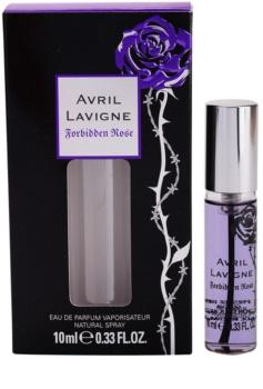 Avril Lavigne Forbidden Rose eau de parfum nőknek 10 ml