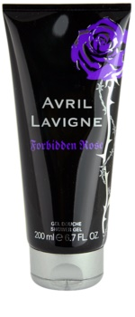 Avril Lavigne Forbidden Rose tusfürdő nőknek 200 ml
