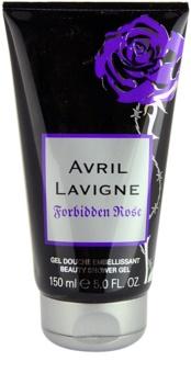 Avril Lavigne Forbidden Rose sprchový gél pre ženy 150 ml
