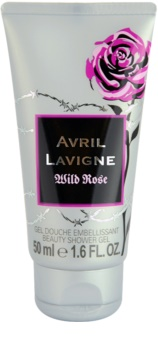 Avril Lavigne Wild Rose żel pod prysznic tester dla kobiet 50 ml