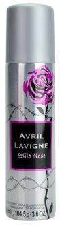 Avril Lavigne Wild Rose dezodorant w sprayu dla kobiet 150 ml