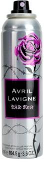 Avril Lavigne Wild Rose deospray per donna 150 ml