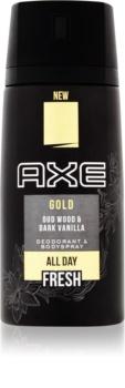 Axe Gold Deo Spray for Men 150 ml
