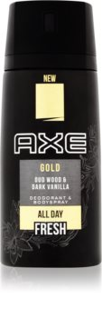 Axe Gold Deo Spray for Men 150 ml