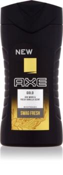 Axe Gold Douchegel voor Mannen 250 ml
