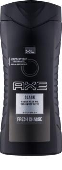 Axe Black gel za prhanje za moške