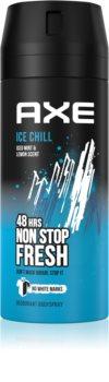 Axe Ice Chill desodorizante corporal em spray com efeito de 48 horas