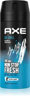 Axe Ice Chill dezodorans i sprej za tijelo s 48-satnim učinkom