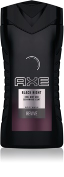 Axe Black Night gel de duche para homens 250 ml