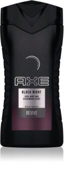 Axe Black Night gel za prhanje za moške 250 ml
